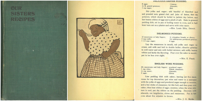 Images from the book, JBLCA, Special Collections Library